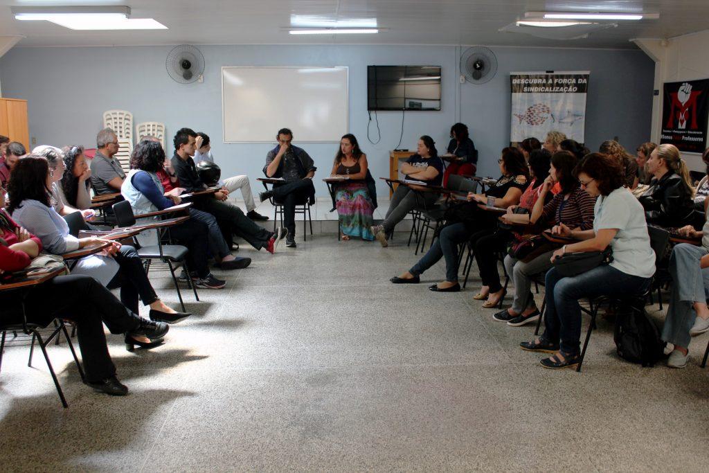 reunião com docência II