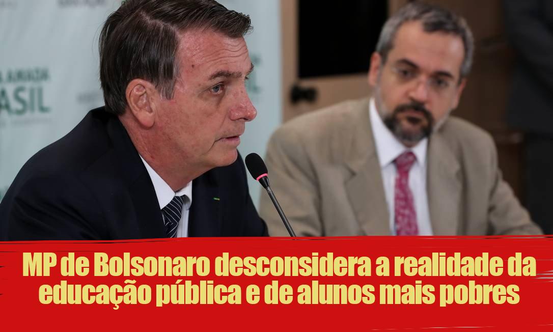 MP de Bolsonaro