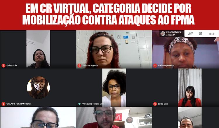 CR virtual