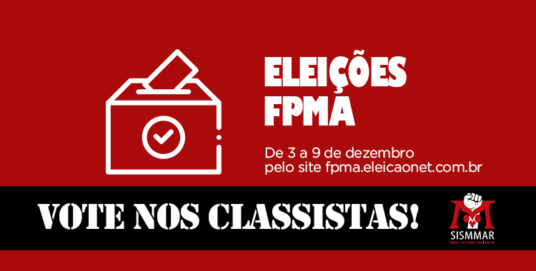 eleições do FPMA
