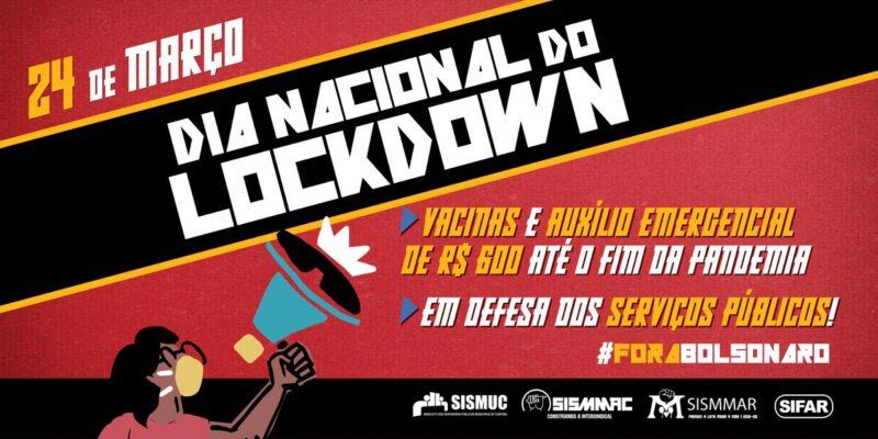 dia nacional de lockdown