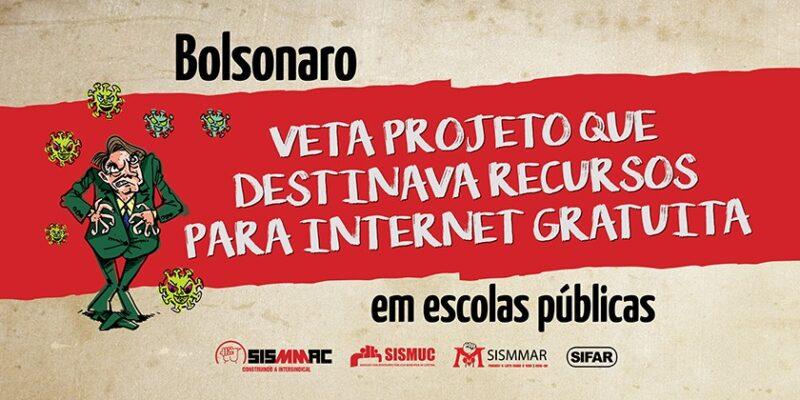 internet gratuita em escolas públicas
